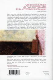 Livro - 4ème de couverture - Format classique