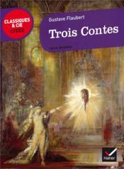Trois contes - Couverture - Format classique