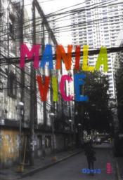 Manila vice - Couverture - Format classique