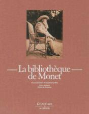 La bibliothèque de Monet - Couverture - Format classique