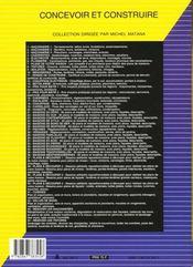 Maconnerie 3 - 4ème de couverture - Format classique