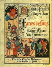 Nouvelles Fantaisies, Moyen-Age, Farces De Fous - Couverture - Format classique