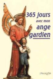 365 jours avec mon ange gardien - Couverture - Format classique