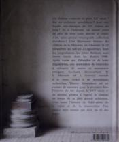 Le mercerie ; une folie charentaise - 4ème de couverture - Format classique
