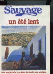 Le Sauvage N°55 - Une Ete Lent - Couverture - Format classique