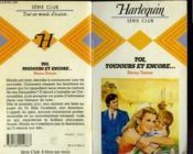 Toi Toujours Et Encore - Couverture - Format classique