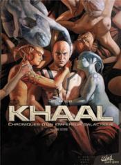 Khaal - chroniques d'un empereur galactique t.2 - Couverture - Format classique