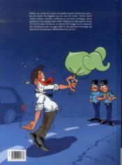 Les gendarmes ; INTEGRALE VOL.1 ; T.1 ET T.2 - 4ème de couverture - Format classique