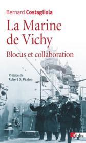 La marine de Vichy - Couverture - Format classique