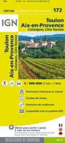 Toulon, Aix-en-Provence - Couverture - Format classique