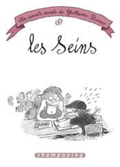 Les carnets secrets de Guillaume Bianco t.1 ; les seins - Couverture - Format classique