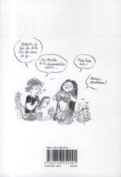 Les carnets secrets de Guillaume Bianco t.1 ; les seins - 4ème de couverture - Format classique