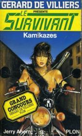 Kamikazes - Couverture - Format classique