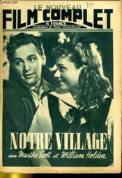 Le Nouveau Film Complet N° 35 - Notre Village - Couverture - Format classique