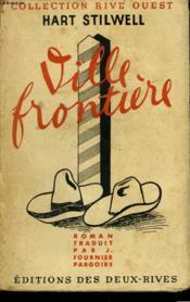 Ville Frontiere - Couverture - Format classique