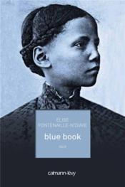 Blue book - Couverture - Format classique