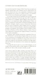 Le voyage-exil de Franz Liszt et Marie d'Agoult en Italie (1837-1839) - 4ème de couverture - Format classique