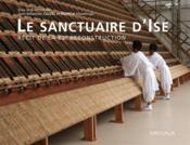 Le sanctuaire d'Ise - Couverture - Format classique