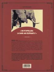 Communardes ! ; les éléphants rouges - 4ème de couverture - Format classique