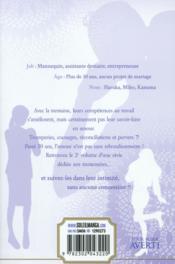 Mariage mode d'emploi t.2 - 4ème de couverture - Format classique