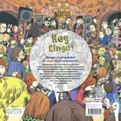 Hey Ringo ! les Beatles en 20 tableaux - 4ème de couverture - Format classique