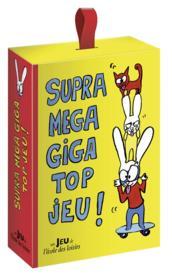 Supramegagigatop jeu - Couverture - Format classique