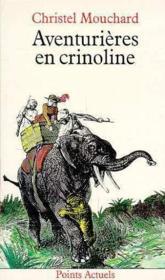 Aventurieres En Crinoline - Couverture - Format classique