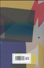 L'ombre animale - 4ème de couverture - Format classique