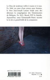 Marie-Madeleine a encore quelque chose à dire - 4ème de couverture - Format classique