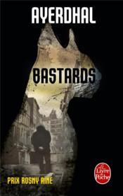 Bastards - Couverture - Format classique