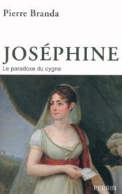 Joséphine ; le paradoxe du cygne - Couverture - Format classique