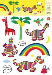Stickers Pop - 4ème de couverture - Format classique