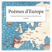 Poèmes d'Europe - Couverture - Format classique