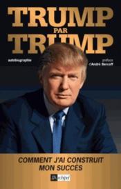 Trump par Trump - Couverture - Format classique