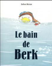 Le bain de Berk - Couverture - Format classique