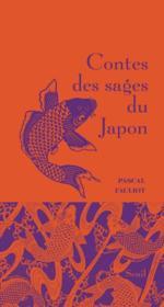 Contes des sages du Japon - Couverture - Format classique