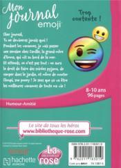 Emoji Mon Journal T 3 Trop Contente Catherine Kalengula