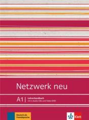 Netzwerk neu ; A1 ; livre du professeur - Couverture - Format classique
