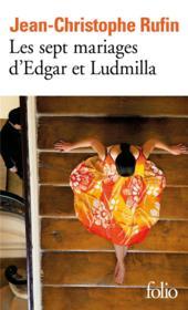 Les sept mariages d'Edgar et Ludmilla - Couverture - Format classique