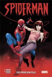Spider-Man ; de père en fils - Couverture - Format classique