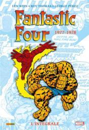 Fantastic Four ; INTEGRALE VOL.16 ; 1977-1978 - Couverture - Format classique