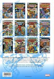 Fantastic Four ; INTEGRALE VOL.16 ; 1977-1978 - 4ème de couverture - Format classique