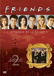 Friends - Saison 2 - Intégrale - Couverture - Format classique
