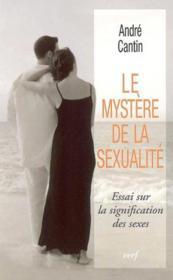 Le mystere de la sexualite - Couverture - Format classique