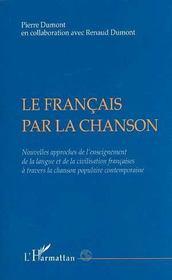 Le Francais Par La Chanson - Intérieur - Format classique