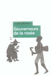 Gouverneurs de la rosée - Intérieur - Format classique
