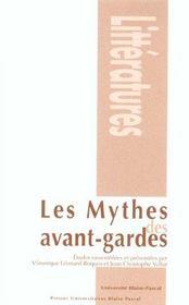 Les Mythes Des Avant-Gardes - Intérieur - Format classique