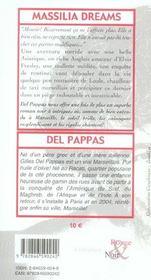 Massilia dreams - 4ème de couverture - Format classique