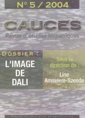 L' Image De Dali - Couverture - Format classique