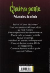 Chair de poule t 4 prisonniers du miroir stine rl for Prisonniers du miroir